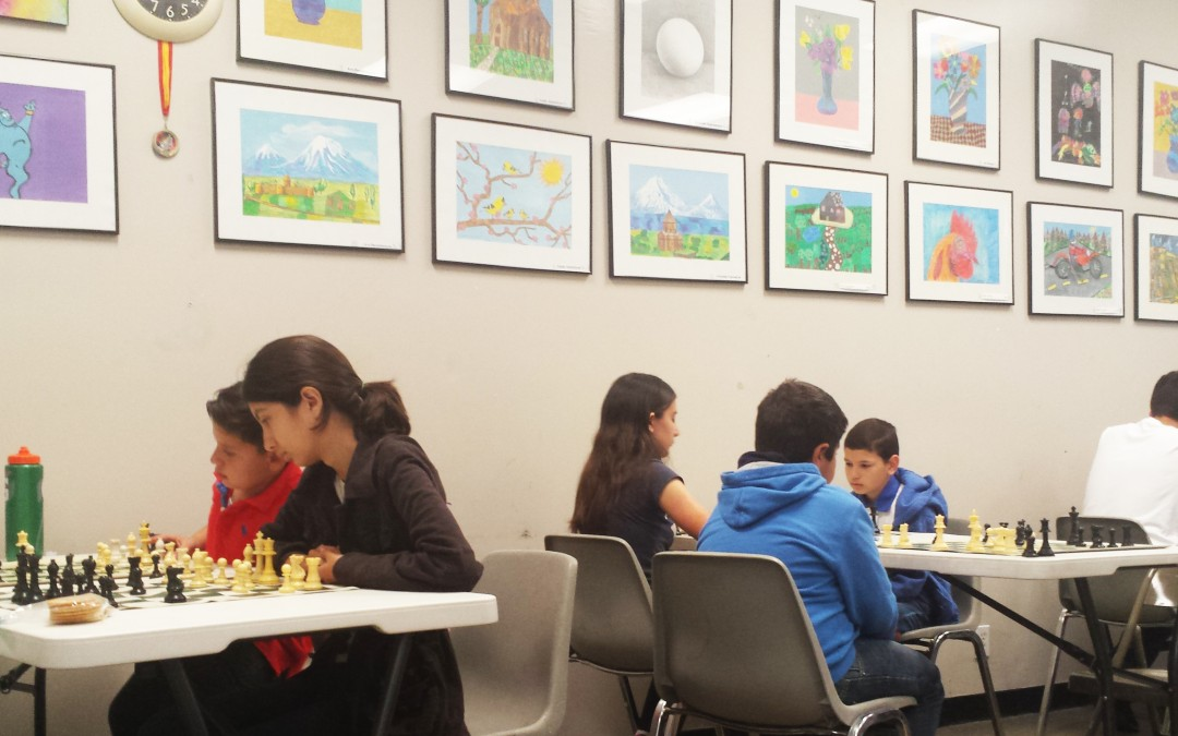 Chess Classes at the Academy of Music and Fine Arts