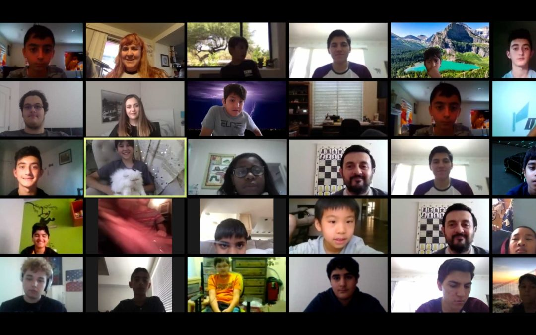 17th Annual Western Alliance ONLINE Summer Chess Camp