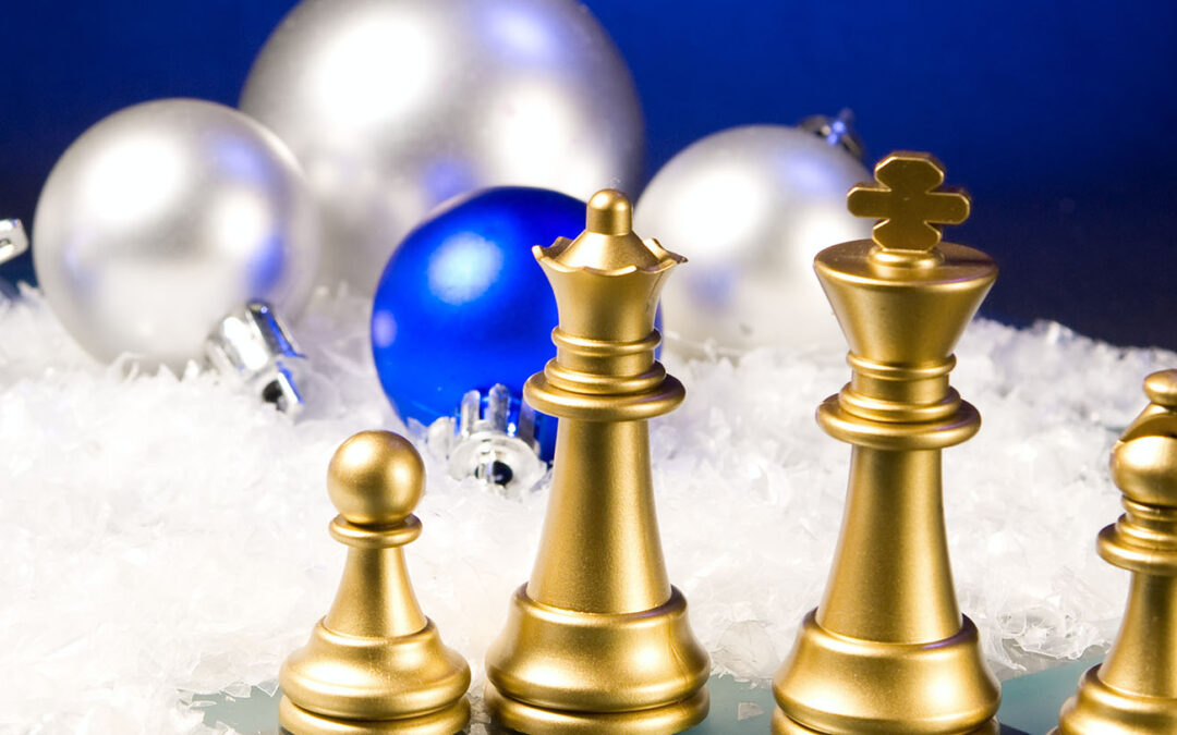 Holiday ONLINE Chess Camp